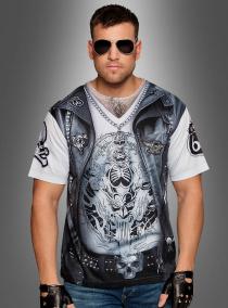 Rocker T Shirt für Herren