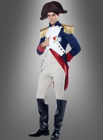 Napoleon Uniform für Herren