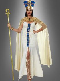 Nofretete Ägypterin Kostüm für Damen