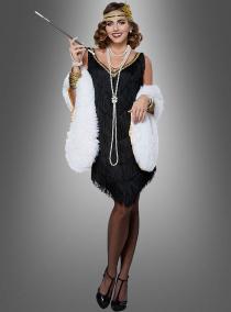20er Jahre Mode Flapper