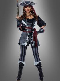 Deluxe Piratin für Damen
