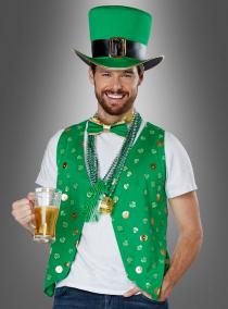 St. Patricks Day Kostümset Herren