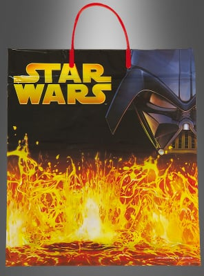 Star Wars Trick or Treat Bag