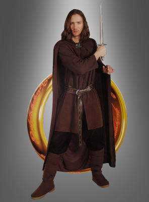 The Lord of the Rings adult Aragorn costume