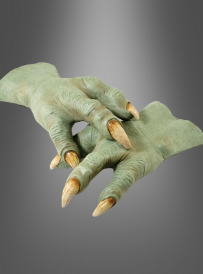 Yoda Latex Hands Star Wars