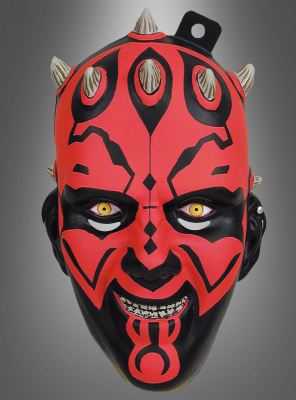 Darth Maul Mask Star Wars child