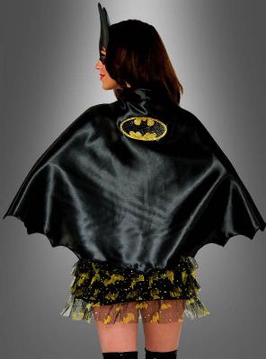Batgirl Umhang für Damen