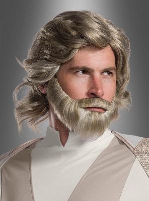 Luke Skywalker Last Jedi Wig Kit