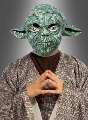 Yoda Deluxe Child Halfmask