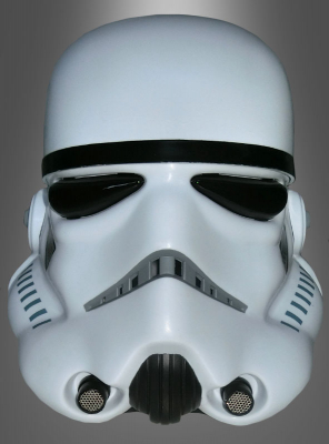 Stormtrooper Star Wars Collectors helmet