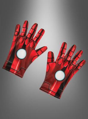 Iron Man Handschuhe für Erwachsene