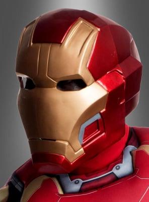 Iron Man Adult Helmet