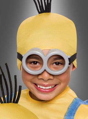 Minions Brille für Kinder und Erwachsene
