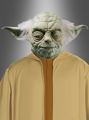 Yoda Deluxe Adult Star Wars Mask