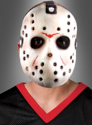 Jason Voorhees Maske Freitag der 13.