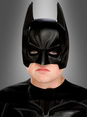 Batman Maske für Erwachsene