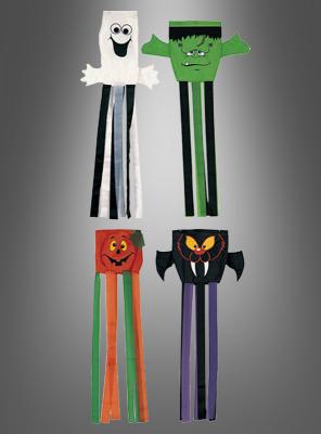 Halloween Deko Windhose Windspiel
