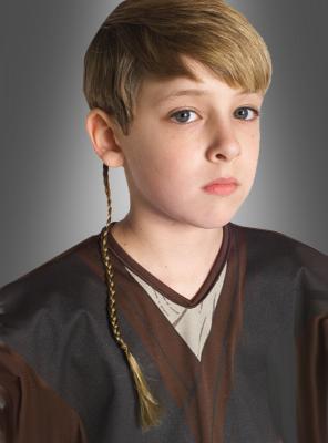 STAR WARS Padawan Jedi Schüler Zopf