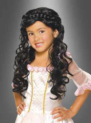 Child Enchanted Princess Black