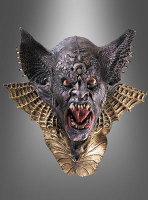 Monster Fledermaus Riesen Latexmaske