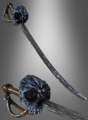 Antique Skull Sword toy weapon