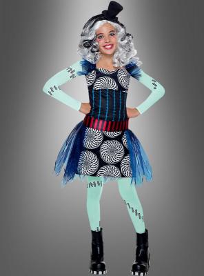 Frankie Stein Costume Monster High