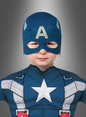 Captain America Mask for Kids