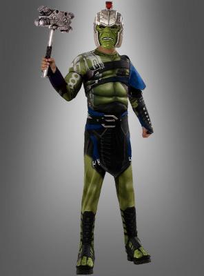 Hulk Kostüm Gladiator für Kinder