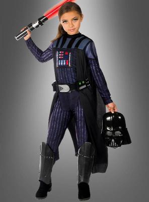 Darth Vader für Mädchen Star Wars