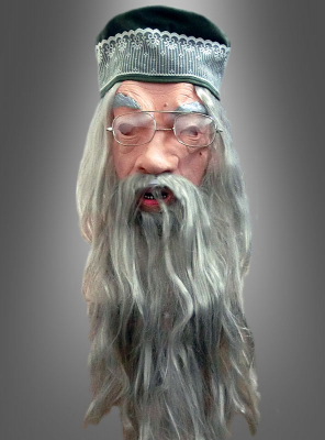 Albus Dumbledore Latex Maske Harry Potter