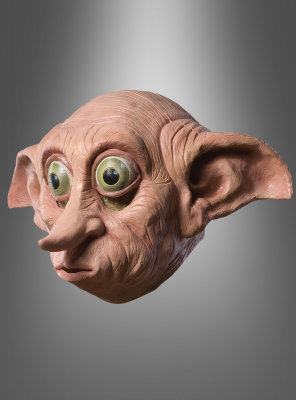 Deluxe Dobby Latex Maske Original Harry Potter
