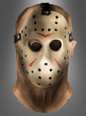 Jason Mask Adult