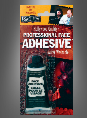 Reel FX face adhesive