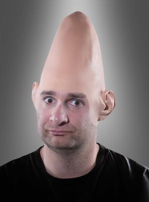 Alien oversized conehead wig