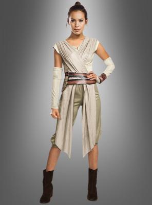 STAR WARS Episode 7 Rey Kostüm Deluxe