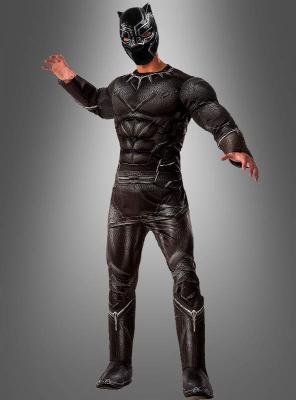 Black Panther Herrenkostüm Marvel