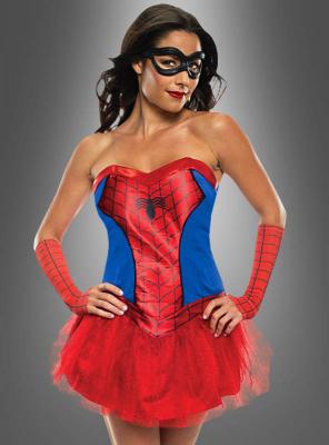Spidergirl Deluxe Kostüm
