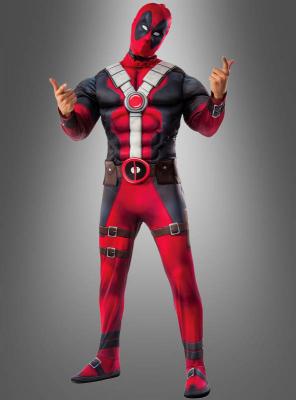 Deadpool Anzug für Erwachsene