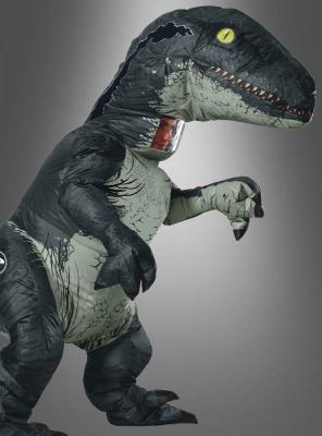 Jurassic World Velociraptor Blue Kostüm mit Sound