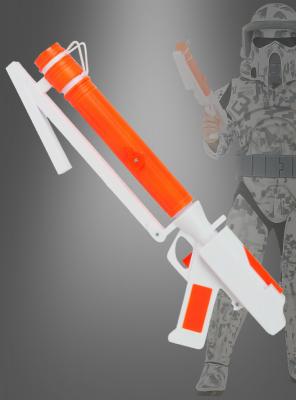 Clonetrooper Blaster Waffe aus Kunststoff Clone WARS