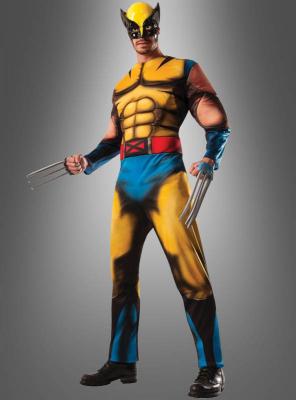Wolverine deluxe Costume