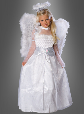 Rosebud Angel child costume