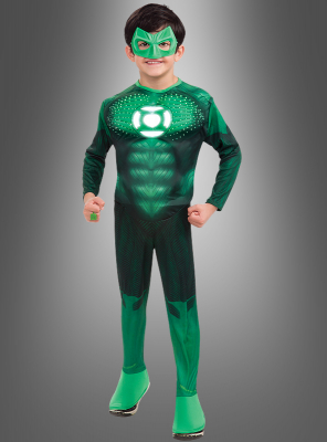 Green Lantern Kinderkostüm Hal Jordan