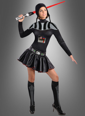 Darth Vader Dress Adult