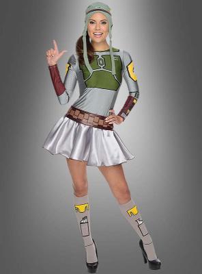 Boba Fett Costume for Women