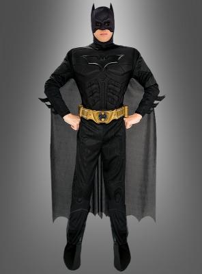 Batman Dark Knight Deluxe Muscle costume