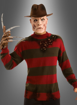 Freddy Krueger deluxe sweater