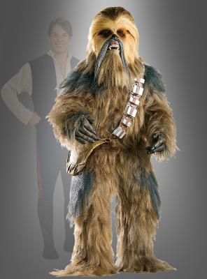 Original STAR WARS Chewbacca Supreme Edition Kostüm