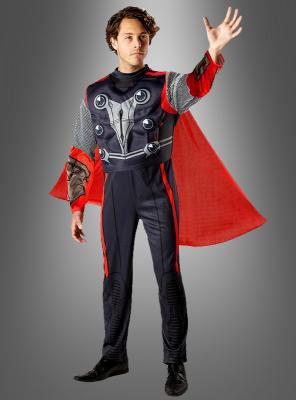 Thor Kostüm Avengers mit Muskeln