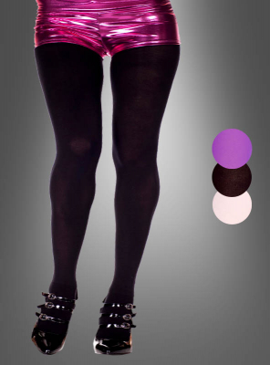 Opaque Tights XXL plus Size